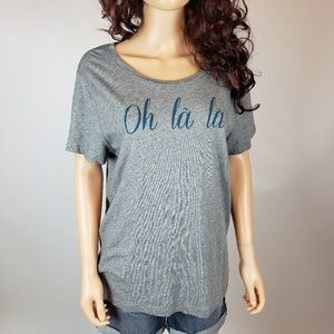 J. Crew Oh La La Tee T-Shirt